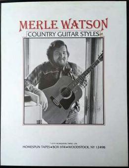 Merle Watson - Country Guitar Styles