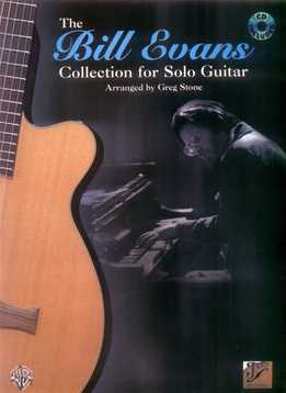 Greg Stone - Bill Evans - Collection For Solo Guitar