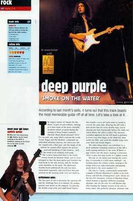 Guthrie Govan - Deep Purple - Smoke On The Water