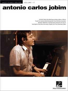 Jazz Piano Solos Vol. 17 - Antonio Carlos Jobim