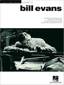 Jazz Piano Solos Vol. 19 - Bill Evans