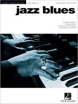 Jazz Piano Solos Vol. 2 - Jazz Blues
