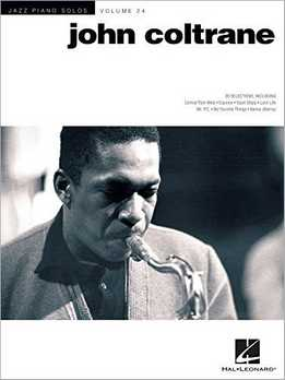 Jazz Piano Solos Vol. 24 - John Coltrane
