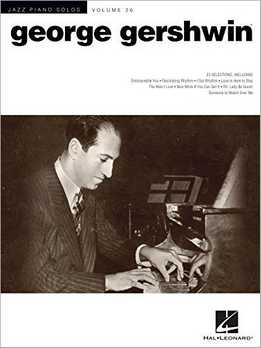 Jazz Piano Solos Vol. 26 - George Gershwin