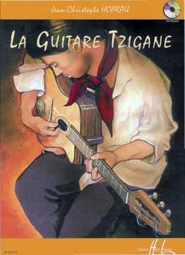 Jean-Christophe Hoarau - La Guitare Tzigane