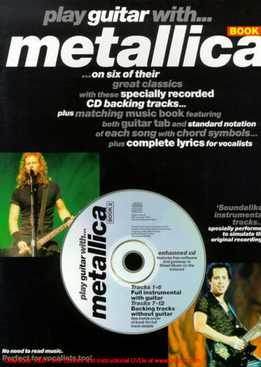 Play Guitar With Metallica 2