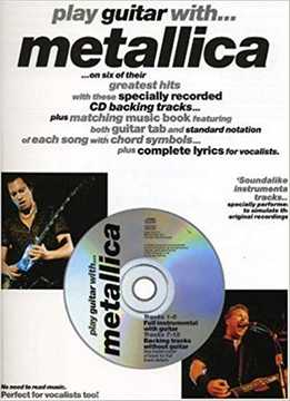 Play Guitar With Metallica