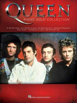 Queen - Piano Solo Collection