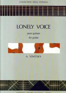 Alexander Vinitsky - Lonely Voice