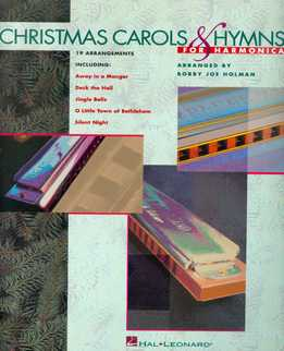 Bobby Holman - Christmas Carols And Hymns For Harmonica