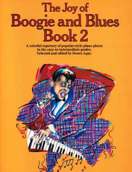 Denes Agay - The Joy Of Boogie And Blues. Book 2