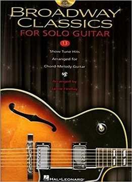 Jamie Findlay - Broadway Classics For Solo Guitar