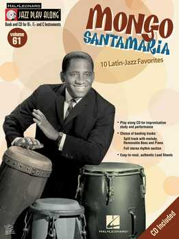 Jazz Play-Along Vol. 61 - Mongo Santamaria