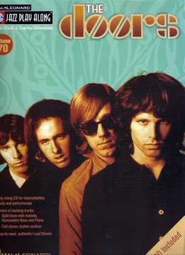 Jazz Play-Along Vol. 70 - The Doors