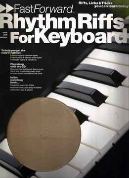 Jeff Hammer - Fastforward - Rhythm Riffs For Keyboard