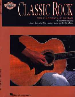 Marcel Robinson - Classic Rock For Fingerstyle Guitar