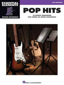 Pop Hits - Guitar Ensembles