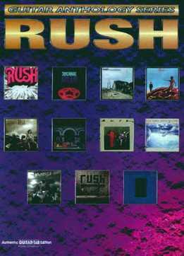 Rush - Guitar Anthology