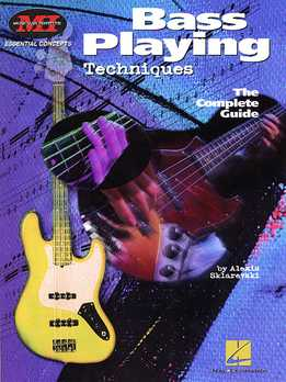 Alexis Sklarevski – Bass Playing Techniques