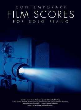 Contemporary Film Scores For Solo Piano
