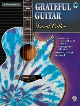 David Cullen - Grateful Guitar