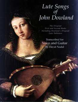 David Nadal - Lute Songs Of John Dowland