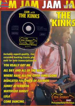 Jam With The Kinks
