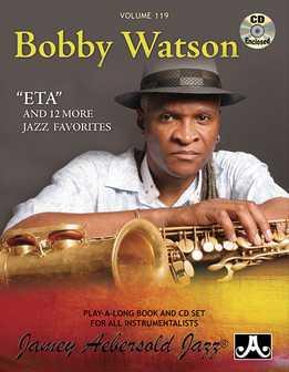 Jazz Play-Along Vol. 119 - Bobby Watson