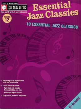Jazz Play-Along Vol. 12 - Essential Jazz Classics