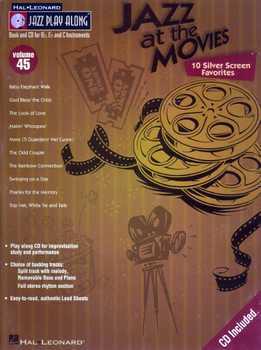 Jazz Play-Along Vol. 45 - Jazz At The Movies