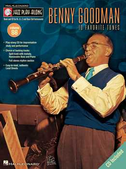 Jazz Play-Along - Vol. 86 - Benny Goodman