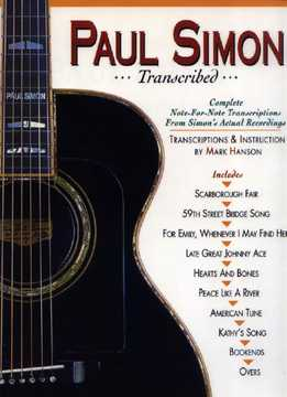 Paul Simon, Mark Hanson - Transcribed (Paul Simon & Garfunkel)