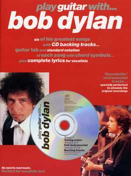 Play Guitar With Bob Dylan