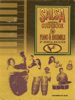 Rebeca Mauleon - Salsa Guidebook For Piano & Ensemble