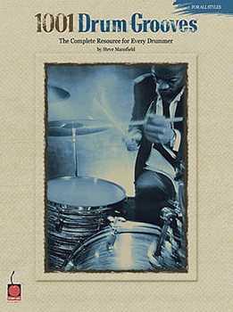 Steve Mansfield – 1001 Drum Grooves