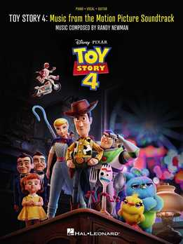 Toy Story 4 Songbook - Music From The Motion Picture Soundtrack