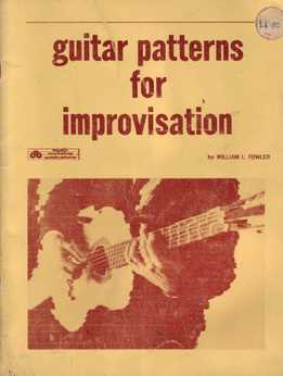 William Fowler - Guitar Patterns For Improvisation