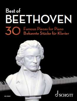 Best Of Beethoven - 30 Famous Pieces For Piano