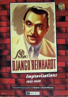Django Reinhardt - Improvisations 1935-1949
