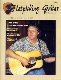 Flatpicking Guitar Magazine Vol. 1, Number 3