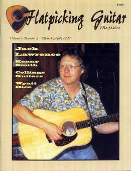 Flatpicking Guitar Magazine Vol. 1, Number 3