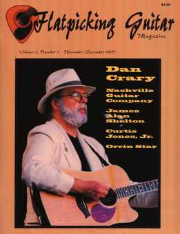 Flatpicking Guitar Magazine Vol. 2, Number 1