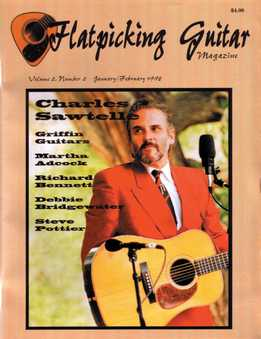 Flatpicking Guitar Magazine Vol. 2, Number 2