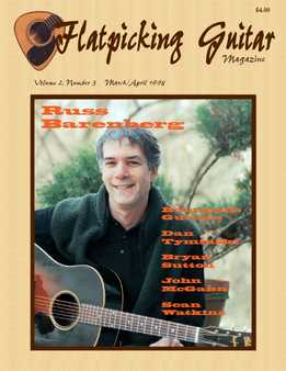 Flatpicking Guitar Magazine Vol. 2, Number 3