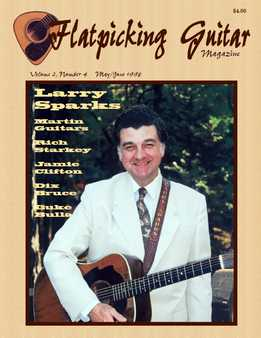 Flatpicking Guitar Magazine Vol. 2, Number 4
