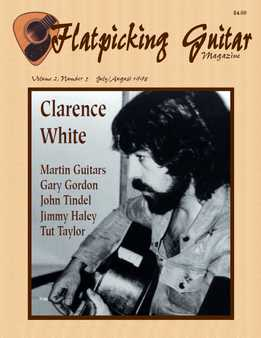 Flatpicking Guitar Magazine Vol. 2, Number 5