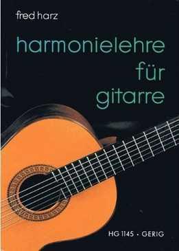 Фред Гарц - Гармония Для Гитаристов