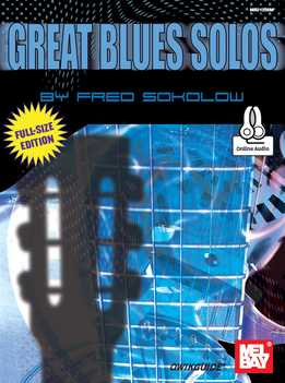 Fred Sokolow - Great Blues Solos