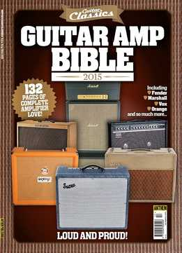 Guitar & Bass Classics - Guitar Amp Bible 2015