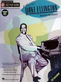 Jazz Play-Along Vol. 41 - Classic Duke Ellington